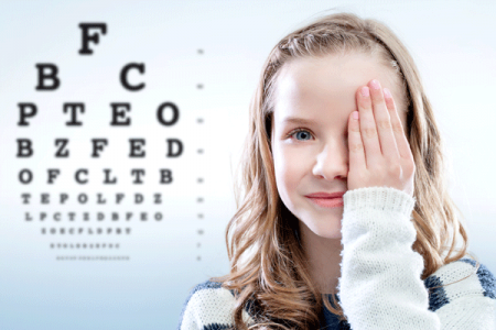 よく見えることは目が良いこと?就学検診の視力検査についての問題点